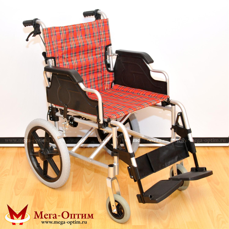 Инвалидная кресло-каталка облегченная