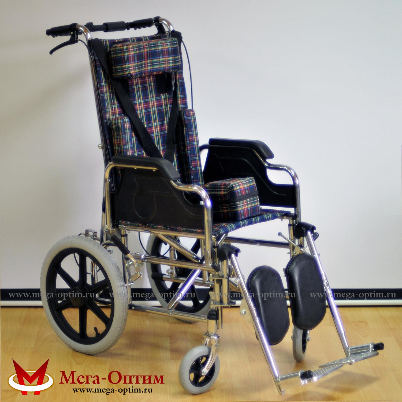Детская инвалидная коляска для больных ДЦП
