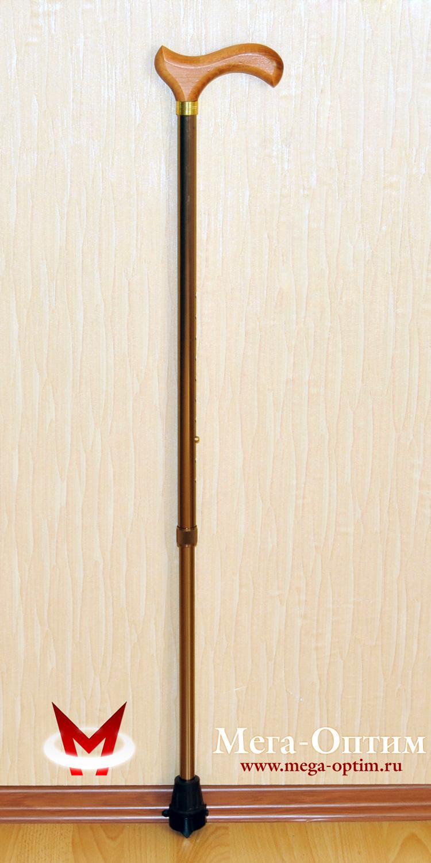 Трость опорная для ходьбы модель 06 801 в москве