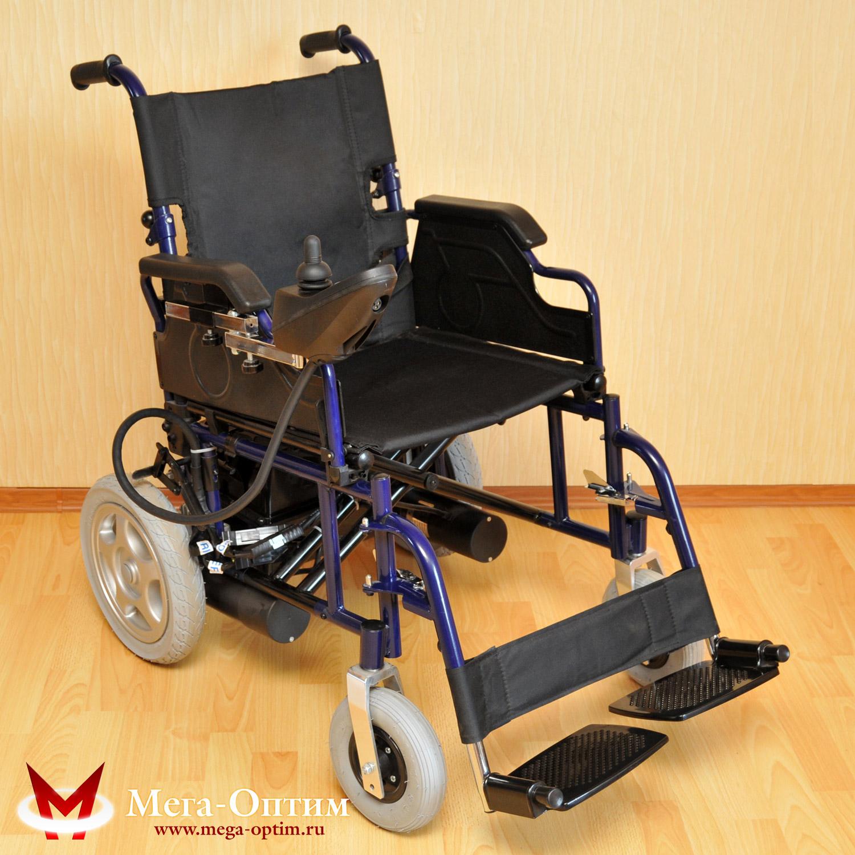 Инвалидная коляска с электроприводом LK 1008