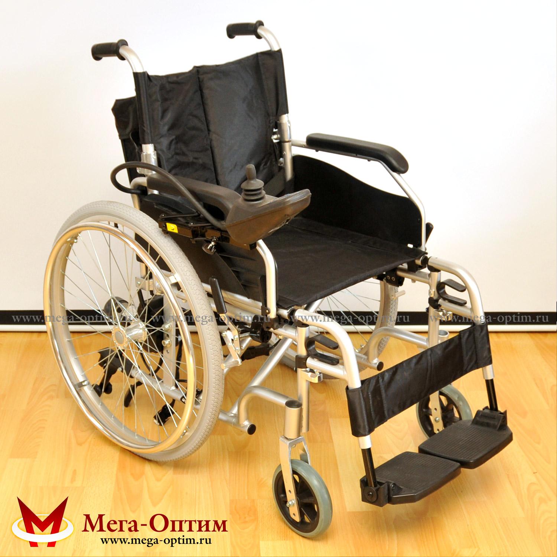 Инвалидная коляска с элетроприводом