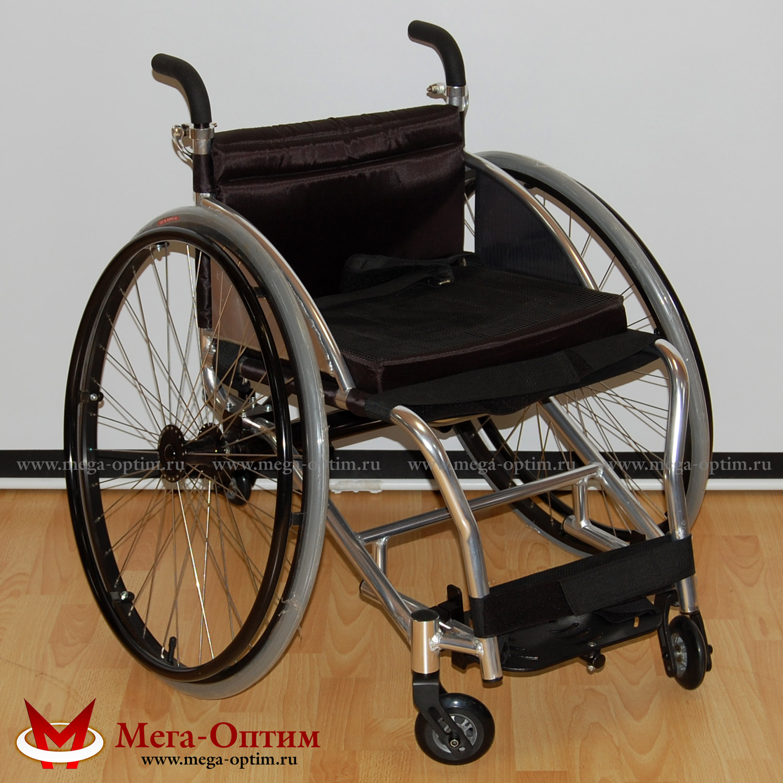 Кресло-коляска для игры в настольный теннис FS756  МЕГА-ОПТИМ