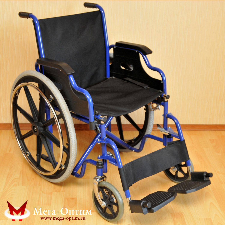 Инвалидная коляска стальная