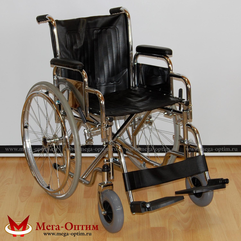 Инвалидная коляска со сменными задними колесами