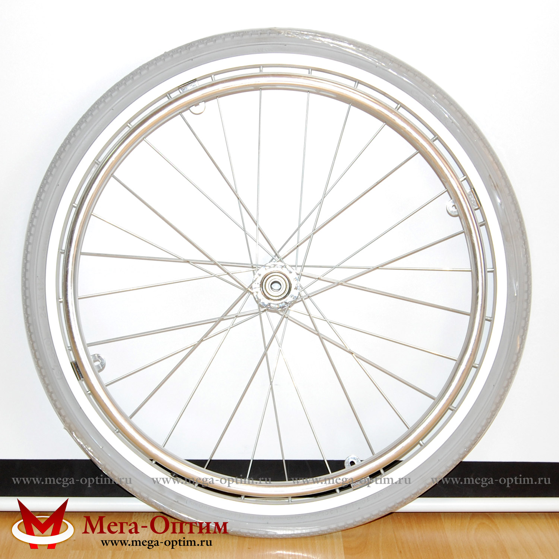 Колеса для инвалидных колясок МЕГА-ОПТИМ