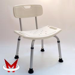 Стул для ванной комнаты МЕГА-ОПТИМ KJT501